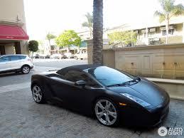 Lamborghini Gallardo Black - lamborghini gallardo spyder 1 july 2013 autogespot