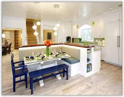 bench for kitchen island kitchen trendy kitchen island with bench seating 110 wondrous