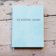 wedding planner journal wedding journal notebook wedding planner personalized