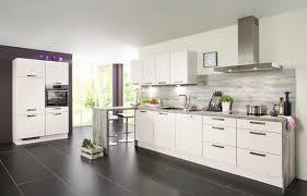 cuisine noblessa cuisine en blanc modele cuisine laque blanc en gallery of
