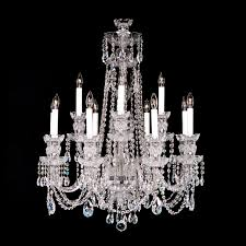 Crystal And Gold Chandelier Crystal Chandeliers And Wall Sconces Direct Free Shipping