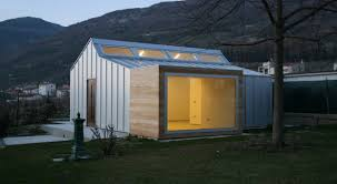 dependance house spedstudio archdaily