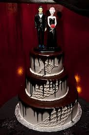 67 best halloween wedding cakes images on pinterest halloween