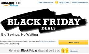when is amazon black friday 2012 early black friday deals
