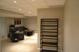 basement drop ceiling ideas basement decoration