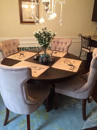 Havertys Dining Room by Astor Park Round Dining Table Havertys
