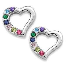 s birthstone earrings 82 best birthstone jewelry images on birthstone jewelry