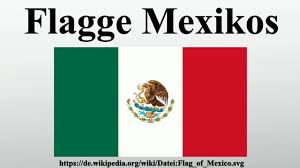 Colors Of The Mexican Flag Flagge Mexikos Youtube