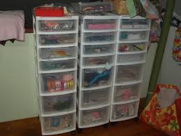 space saving interior with affordable walmart plastic storage bins