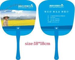 plastic fans wholesale promotional plastic fans china supplier shirley10110303