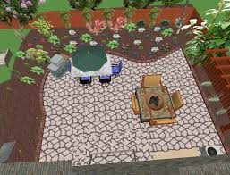 Small Backyard Design Zampco - Backyard plans designs