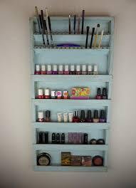 Makeup Bathroom Storage 15 Nifty Makeup Storage Hacks You Need In Your Playbuzz