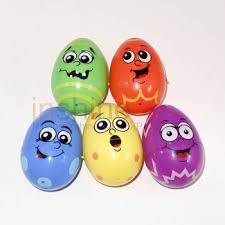big easter eggs in53559 big easter eggs 8cm plastic egg plastic easter egg
