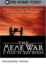 Life Is Great Meme - pbs home video brings the great meme war to life as no history has