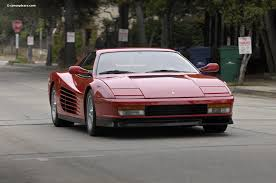 1987 testarossa for sale auction results and data for 1987 testarossa rm auctions