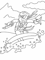 lego cartoon ninjago coloring pages womanmate com