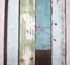 Schlafzimmer Blau Gr Haokhome Vintage Faux Holz Panel Tapetenrollen Blau Grün Schwarz