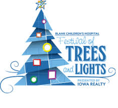 festival of trees and lights 2015
