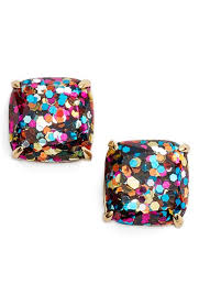 store stud earrings kate spade new york mini small square stud earrings nordstrom