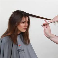 90 degree triangle haircut two techniques you have to try behindthechair com