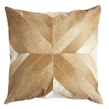 Cowhide Christmas Stockings Cowhide Pillow Cover U2013 Cross Wisteria