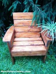 Diy Wooden Deck Chairs by Diy Step By Step How To Build A Patio Lounge Chair Easy 50