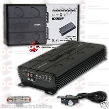 audiopipe apk 4500 audiopipe mono channel car audio lifiers ebay