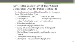 An Overview Of The Changing Financial Services Sector Ppt Video
