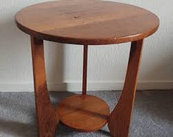 Art Deco Coffee Table by Art Deco Side Table Etsy