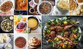 happy thanksgiving celebrating artists favorite dishes at the