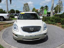 2012 used buick enclave fwd 4dr premium at royal palm nissan
