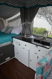 Pop Up Camper Curtains Coleman Pop Up Camper Remodel