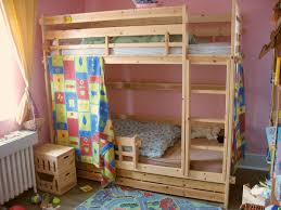 How To Hang Curtains Around Bed by Bunk Bed Wikipedia