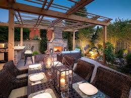 simple decoration pergola with fireplace pleasing 20 outdoor structures that bring the indoors out
