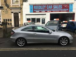 mercedes owners uk mercedes c class 2 1 c220 cdi se sports 3dr automatic for