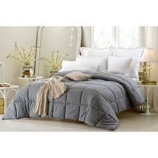 Home Design Down Alternative Comforter by Super Oversized High Quality Down Alternative Comforter Fits