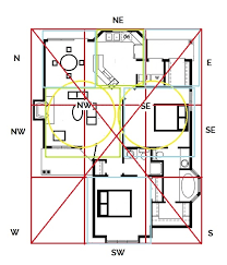 Feng Shui Bedroom Floor Plan Feng Shui Placement U2013 How To Divide Up Your Home U0027s Corners With