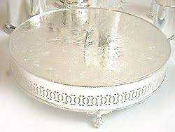 14 inch cake stand 14 inch silver wedding cake stand at madeinsheffield