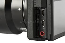 chambre appareil photo terminaux sur une chambre d appareil photo numérique photo