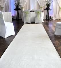 white aisle runner aisle runner white or ivory walker lewis rents