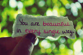 you are beautiful by this is the life2905 on deviantart