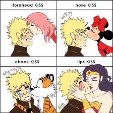 Kiss Meme - kiss meme naruto by theporkchop on deviantart