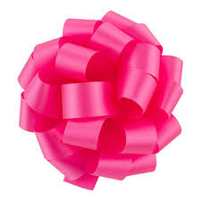 flower bow aqua grosgrain flower bow the container store