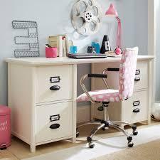 lovely feminine home office decorating ideas rustic wood floor