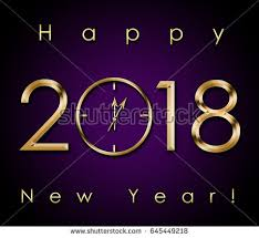 happy new year backdrop 2018 happy new year background gold stock illustration 645449242