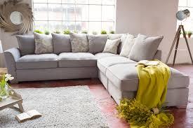 Curved Fabric Sofa by Cream Corner Sofa Fabric Izfurniture
