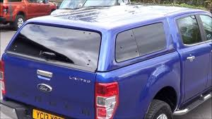 Canopy On Sale by Aeroklas Leisure Canopy On Ford Ranger Mk5 Youtube