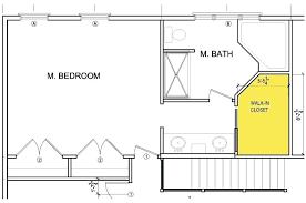 master bedroom bathroom floor plans master bedroom with bathroom and walk in closet floor plans image of