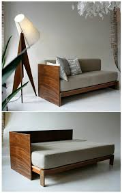 Wooden Frame Sofa Bed Sofa Bed With Mattress And Bed Drawer U2013 Fresh Design Pedia
