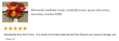 roadside crosses for sale cross manufacturing memorial crosses crosses for sale decorative